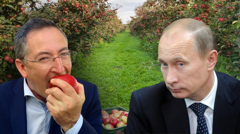 03.08.2014 | #JedzJabłka na złość Putinowi i wspieraj sadowników. To zadziała?