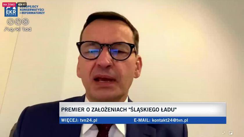 Morawiecki: transformacja energetyczna szansą na skok technologiczny polskiej gospodarki