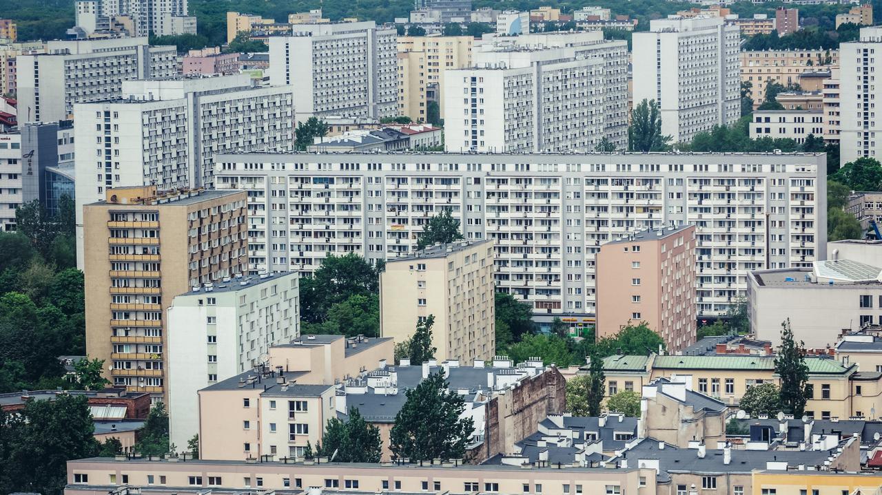 Używane mieszkania na sprzedaż. Gorzej niż w Polsce jest tylko na Słowacji