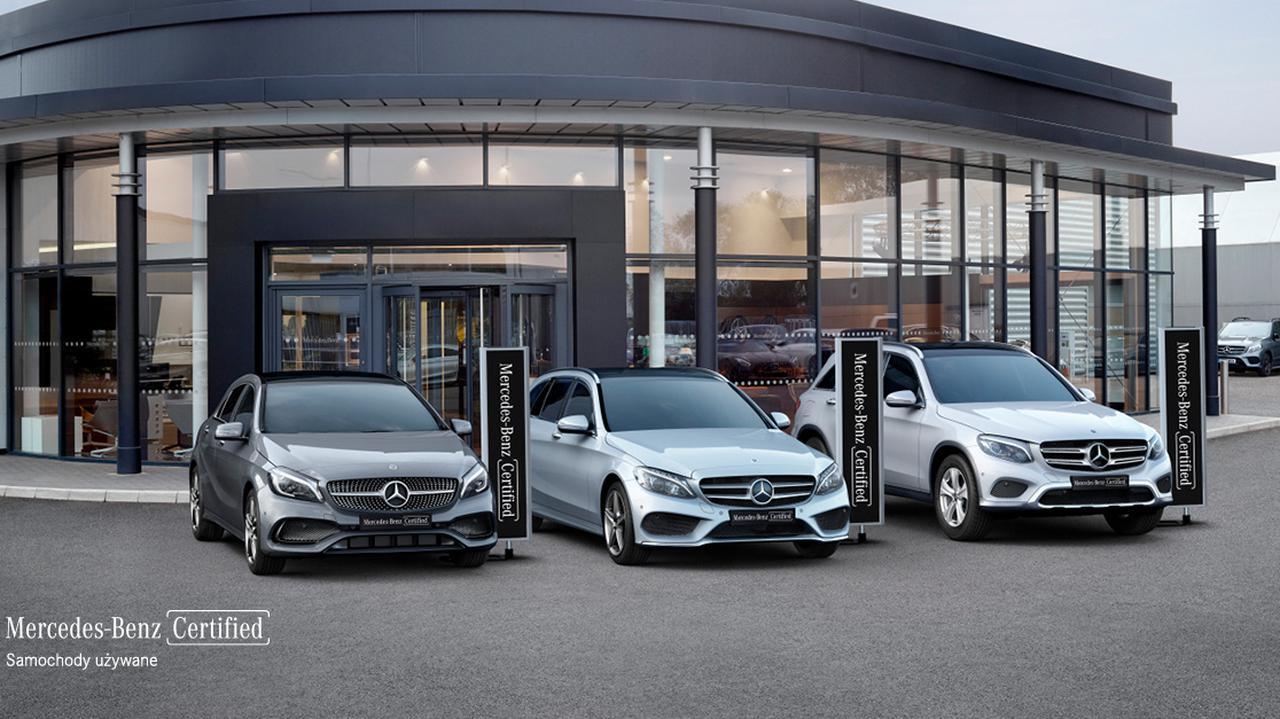 Bezpieczny zakup używanego Mercedesa. Jakie są korzyści z programu Mercedes-Benz Certified?