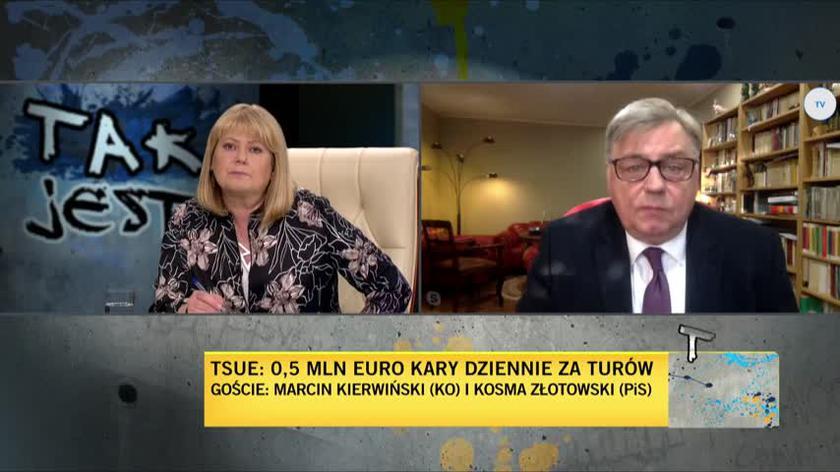 Złotowski o karze od TSUE: nie będziemy płacić