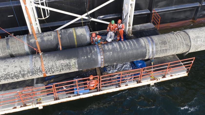 """Nord Stream 2. """"Bild"""": rządzące partie chcą obejść dyrektywę gazową"""