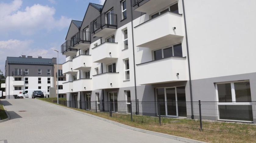 Rzecznik rządu Piotr Müller o realizacji programu Mieszkanie plus