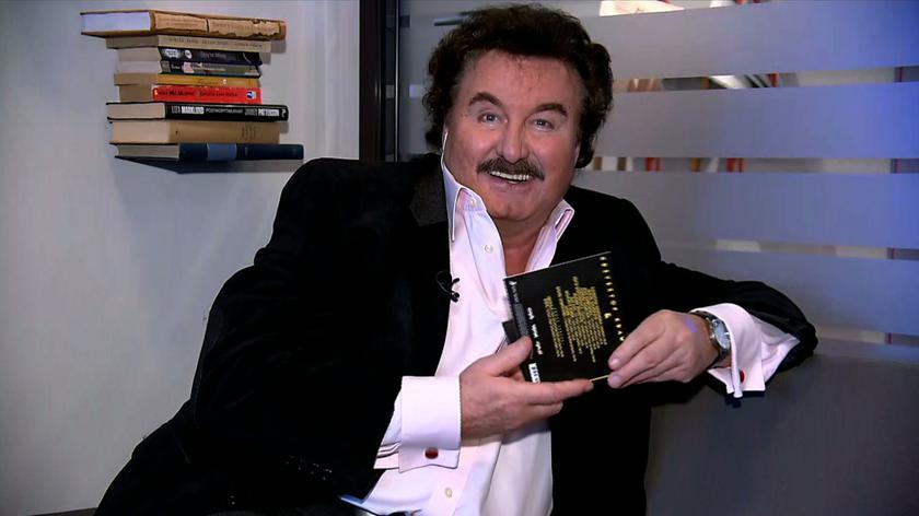 Krawczyk: Elvis cały czas uwodził swoją muzyką