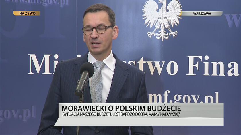 Morawiecki: od stycznia kwota wolna od podatku wzrośnie