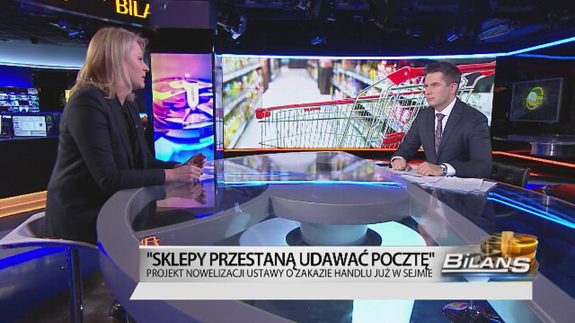 Renata Juszkiewicz o nowelizacji zakazu handlu: łatanie złego prawa