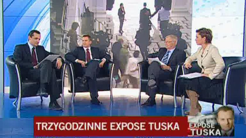 Roman Młodkowski, dyrektor TVN CNBC Biznes nie jest przekonany do deklaracji premiera