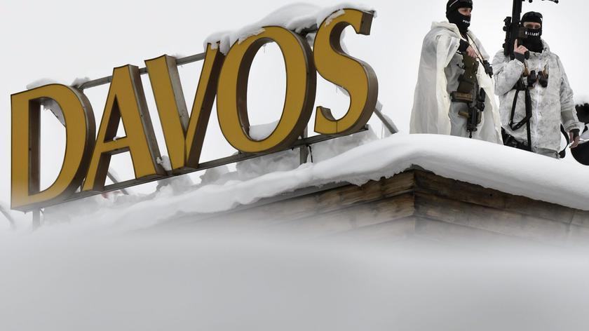 Ruszyło Światowe Forum Ekonomiczne w Davos