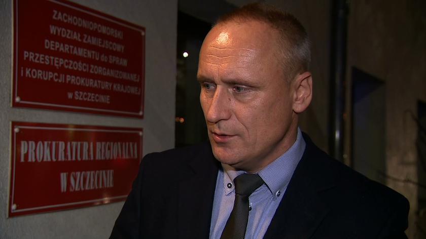 Rzecznik Prokuratury Regionalnej w Szczecinie o zwolnieniu zatrzymanych