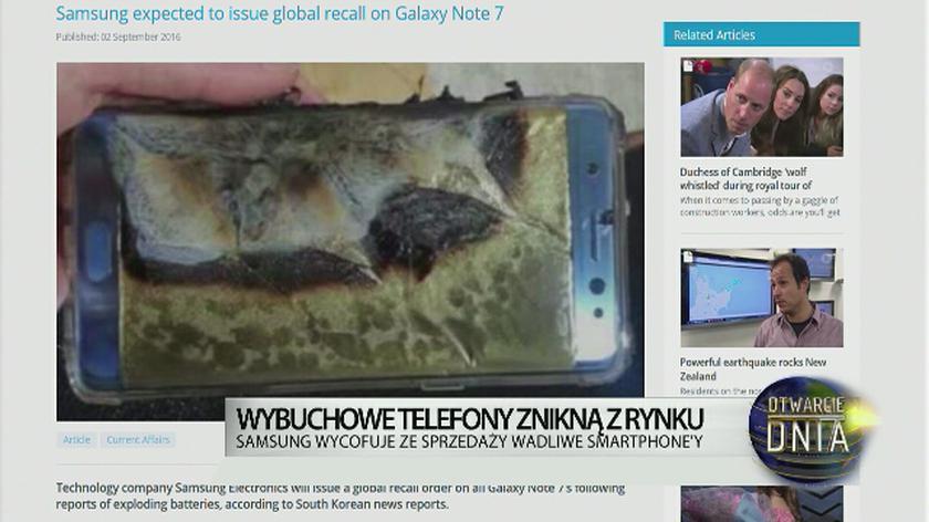 Samsung ma kłopot z nowym modelem. Wycofuje go ze sprzedaży