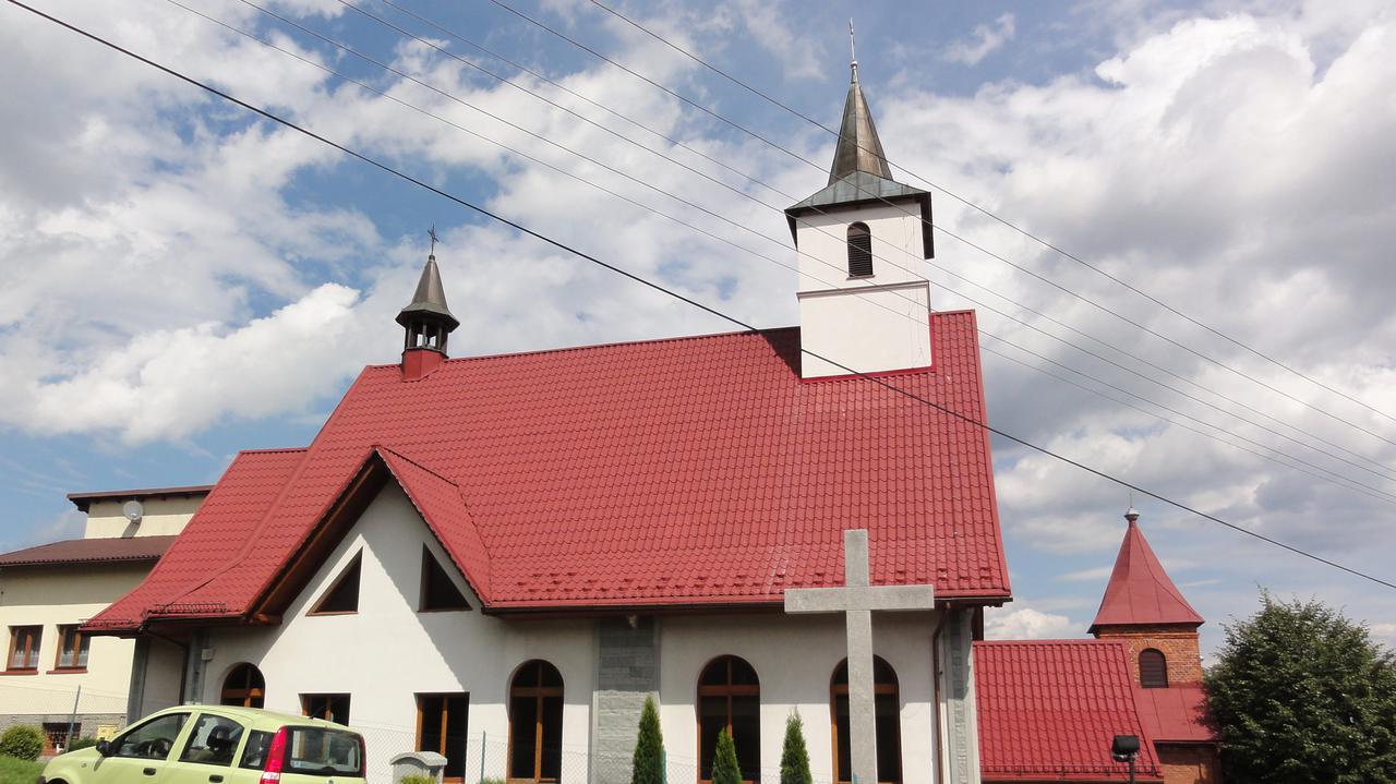 Proboszcz zmarł podczas nabożeństwa.