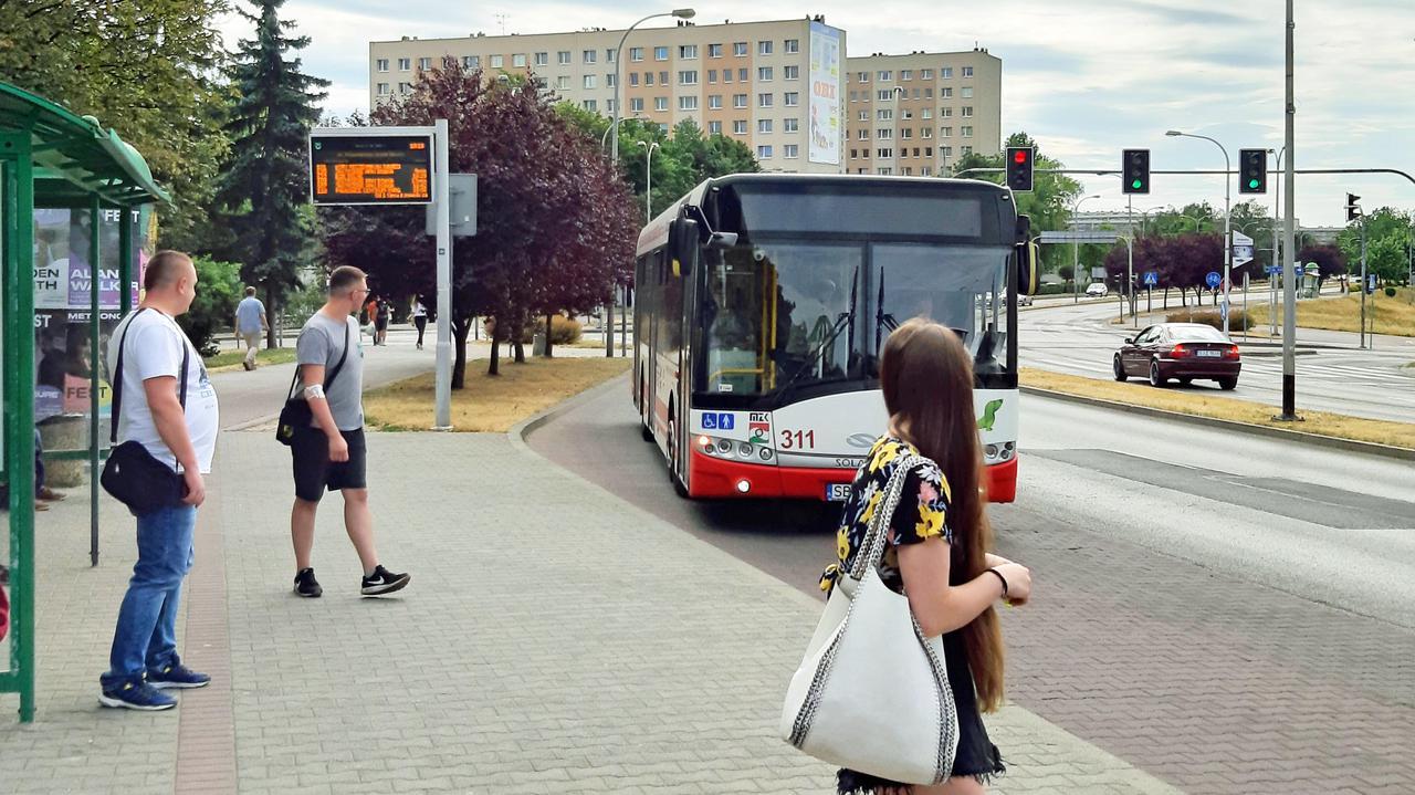 Bez maseczki nie wpuszczą do autobusu