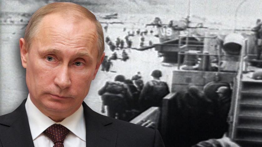 Poroszenko i Putin spotkali się przy okazji rocznicy D-Day