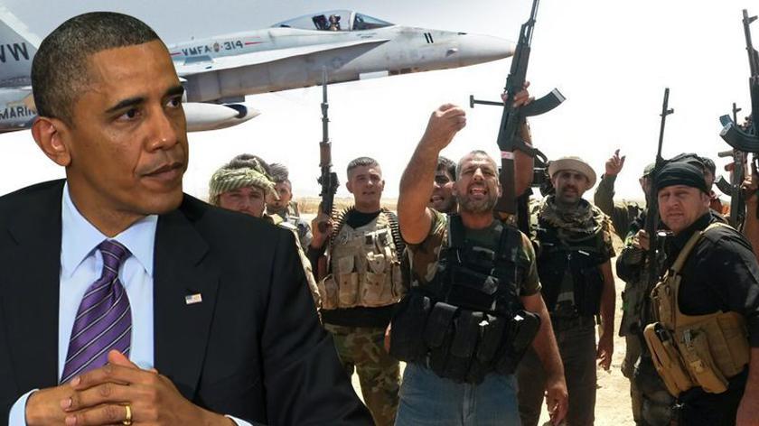 09.08.2014 | Niepokój w Iraku. Amerykanie bombardują dżihadystów i wysyłają pomoc humanitarną