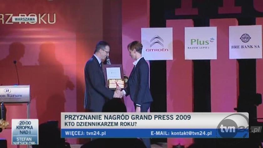 Anita Werner nagrodzona