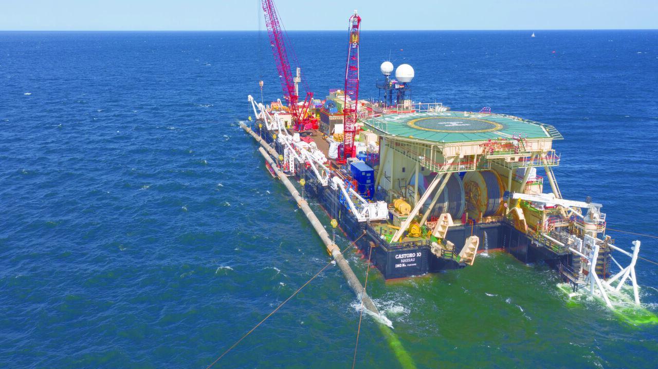 Niemcy dają zielone światło dla dalszej budowy Nord Stream 2