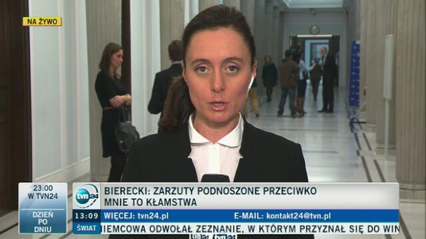 Bierecki: zarzuty wobec mnie to brudna kampania wyborcza
