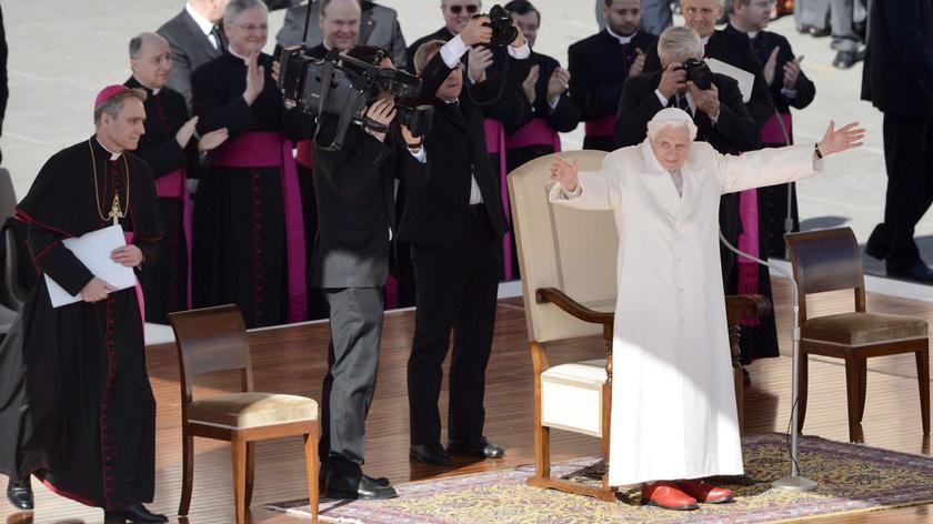 Całość przemówienia papieża