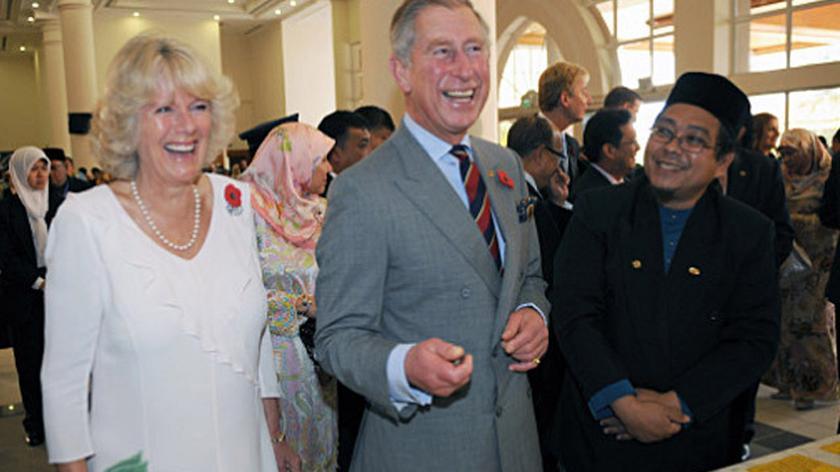 Camilla i Karol pobrali się w końcu w 2005 roku