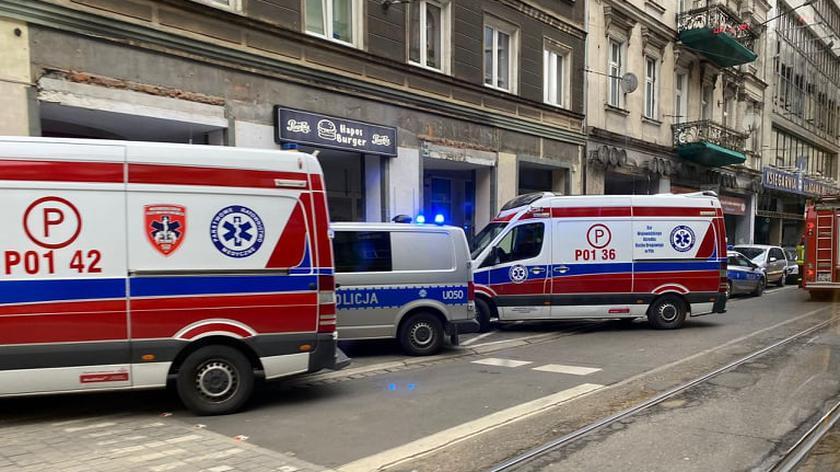 Poznań. Policja o dziecku, które wypadło przez okno na trzecim piętrze