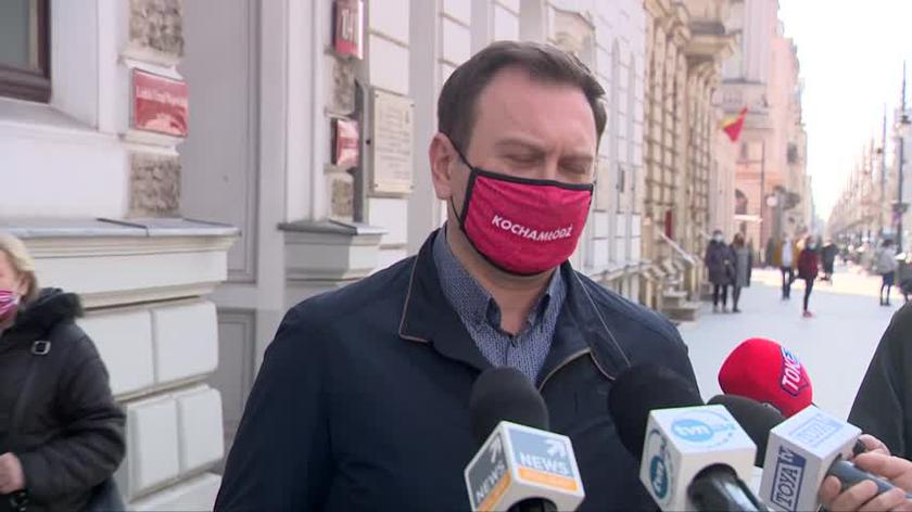 Poseł Tomasz Trela uważa, że minister Czarnek zastrasza samorządowców