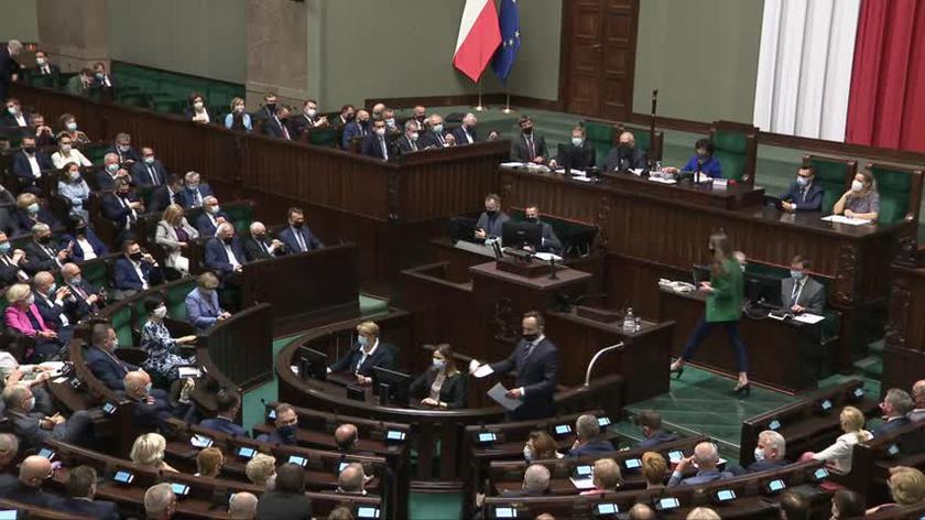 Dziemianowicz-Bąk o Czarnku: dopuścił się szczucia i obrażania obywateli. Minister edukacji odpowiedział