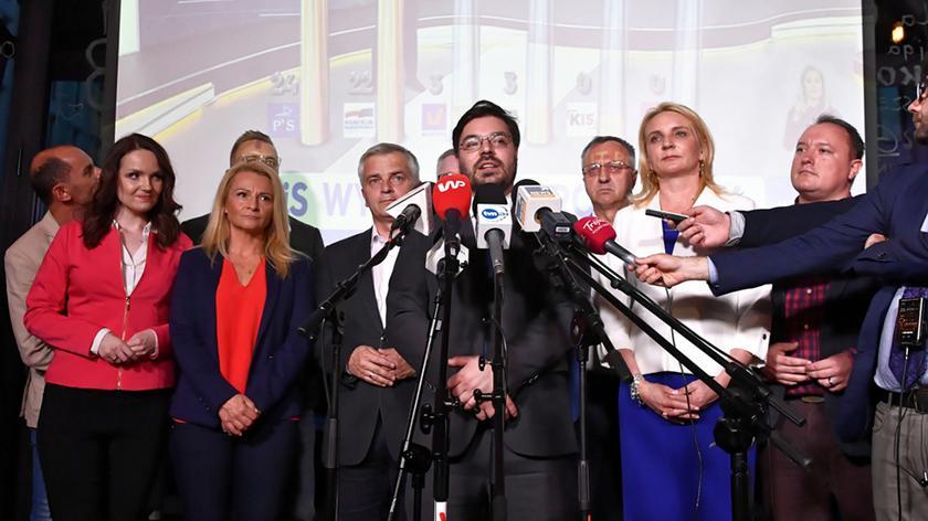 Stanisław Tyszka o wynikach sondażowych