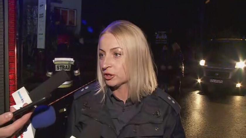 Policja: w escapie roomie zginęło pięć młodych osób