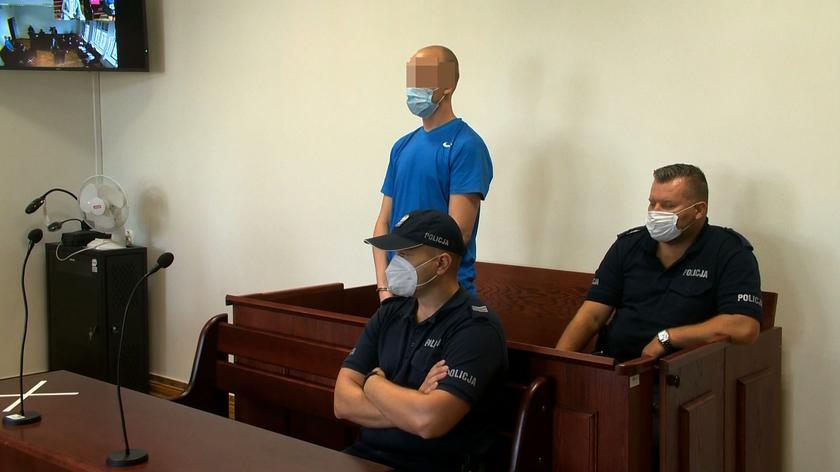 Sławomir S. skazany na 10 lat więzienia za znęcanie się nad rodziną