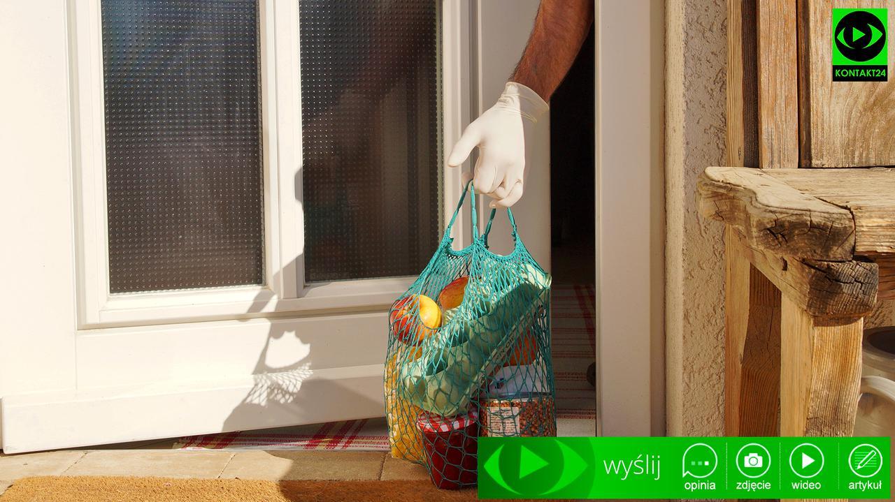 Zakupy dla sąsiadów, zbiórka dla szpitala. Co robicie w ramach #pomagajmysobie?