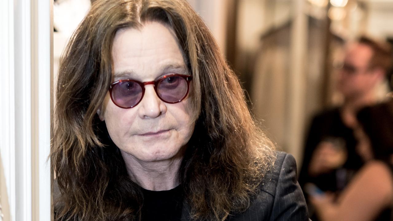 Ozzy Osbourne zmaga się z chorobą Parkinsona