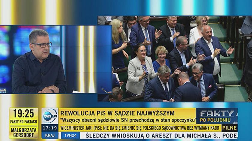 """""""'Rozliczenie się' PiS-u z całym systemem politycznym, prawnym III RP"""""""