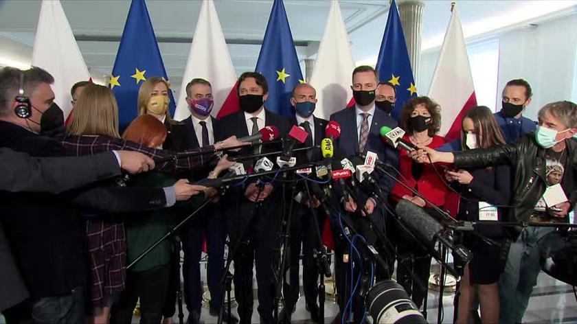 Marcin Wiącek wspólnym kandydatem ugrupowań opozycyjnych na Rzecznika Praw Obywatelskich