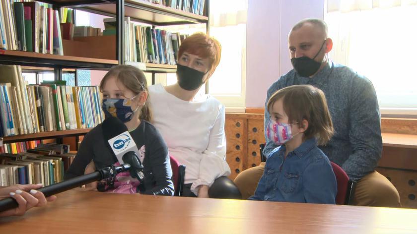 Kalsk. 7-latka uratowała babcię