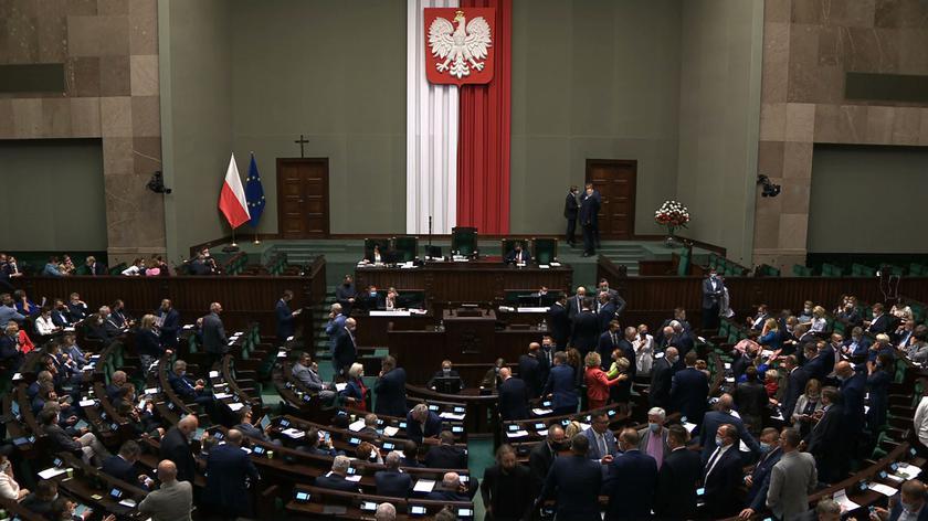 Wniosek o odroczenie posiedzenia został przegłosowany