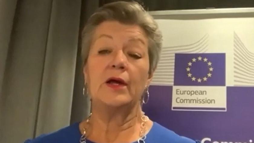 Ylva Johansson: oczekuję, że Polska będzie działała zgodnie z unijnym prawem i zasadami