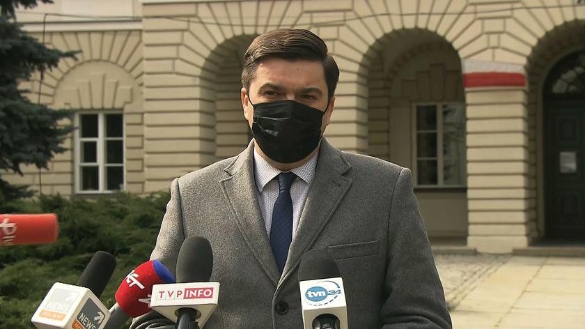 Andrusiewicz: zestawienia tygodniowe dalej budzą nasz niepokój