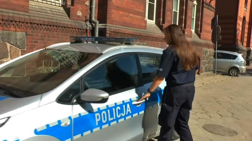 Policjantka obezwładniła agresywnego 48-latka