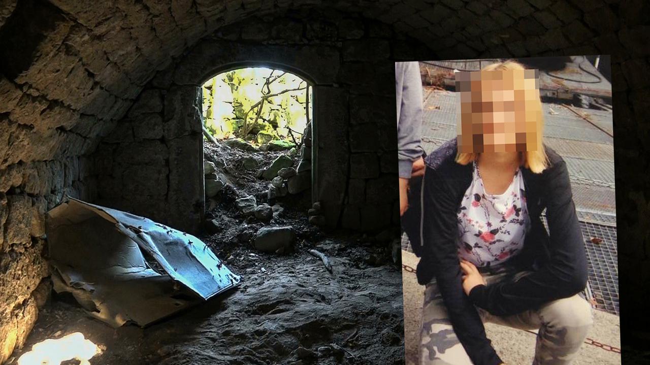 Policja odnalazła 14-letnią Roksanę w pustostanie, w środku lasu. Rodzina: szczęście i kamień z serca
