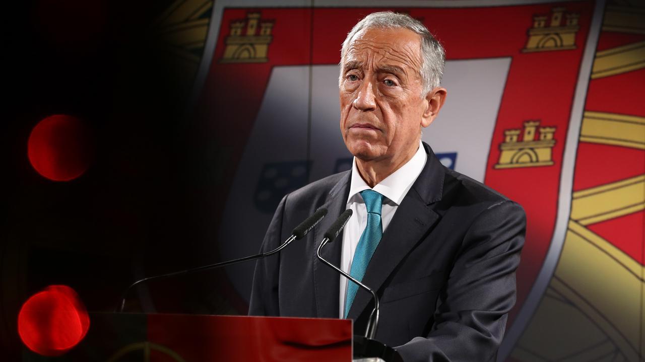 Prezydent Portugalii zakażony koronawirusem. Dwa tygodnie przed wyborami