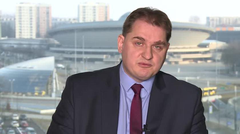 Prof. Jacek Barcik zapowiada złożenie zawiadomienia w sprawie sędziego Nawackiego