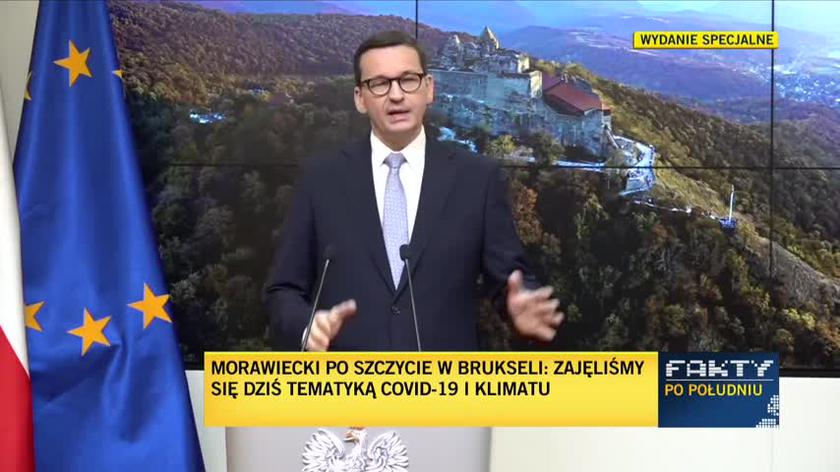 Premier Morawiecki o kopalni w Turowie: mamy uzgodnione wytyczne do umowy