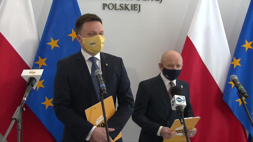Senator Jacek Bury dołącza do ruchu Polska 2050