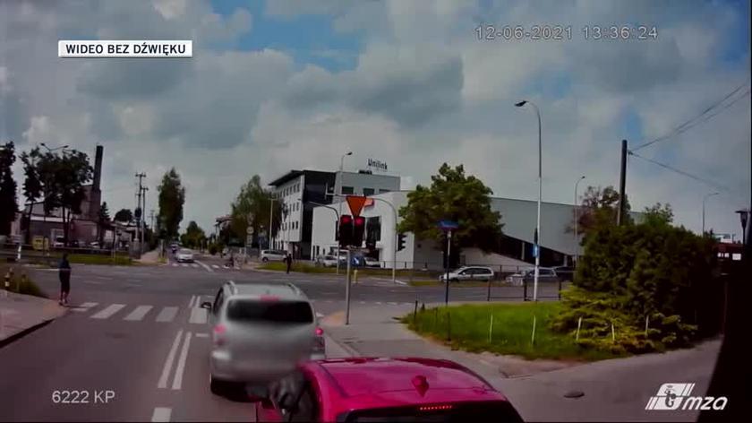 Kierowca autobusu miejskiego uchronił chłopaka przed napadem
