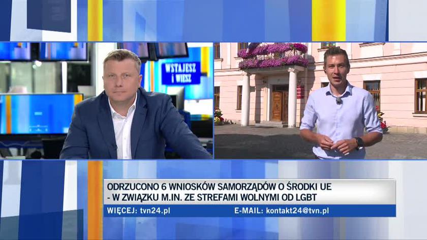 Odrzucone wnioski o środki z UE między innymi w Tuchowie