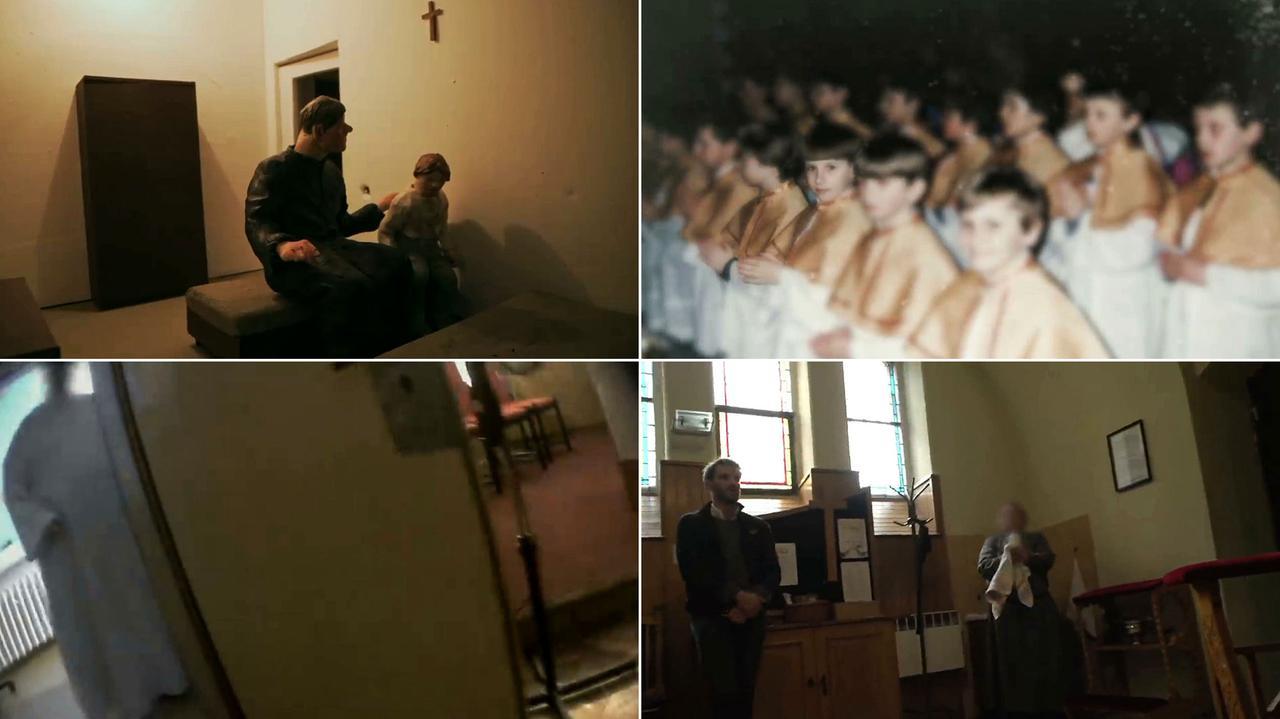 Ksiądz przenoszony z parafii do parafii molestował kolejne dzieci. Co pokazuje film
