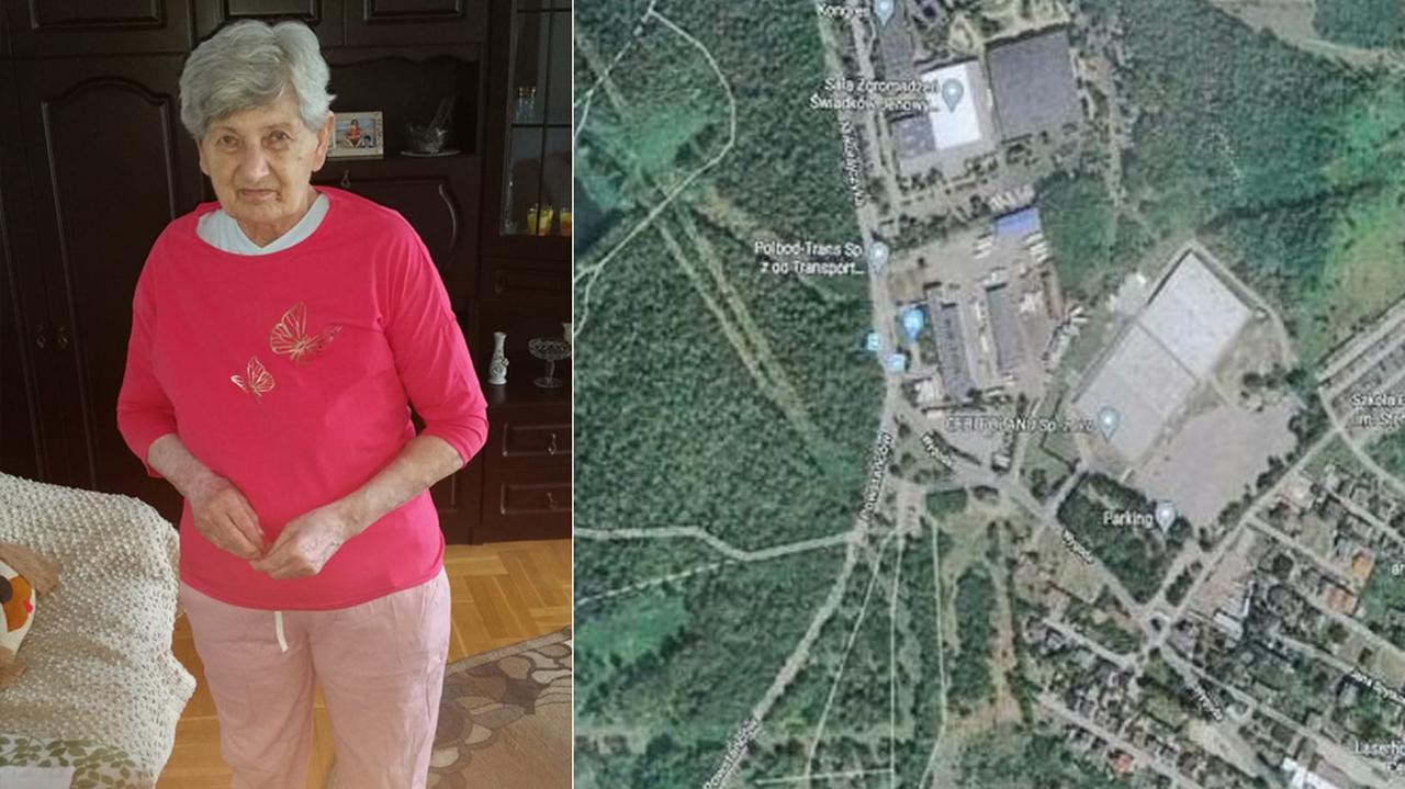 Pani Leokadia ma 80 lat i zaniki pamięci. Zaginęła trzy tygodnie temu.
