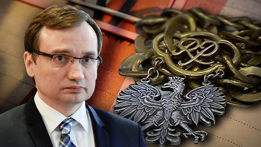 """04.05.2017   Ziobro został szefem dyrektorów sądów. """"Ten ma władzę, kto ma pieniądze"""""""