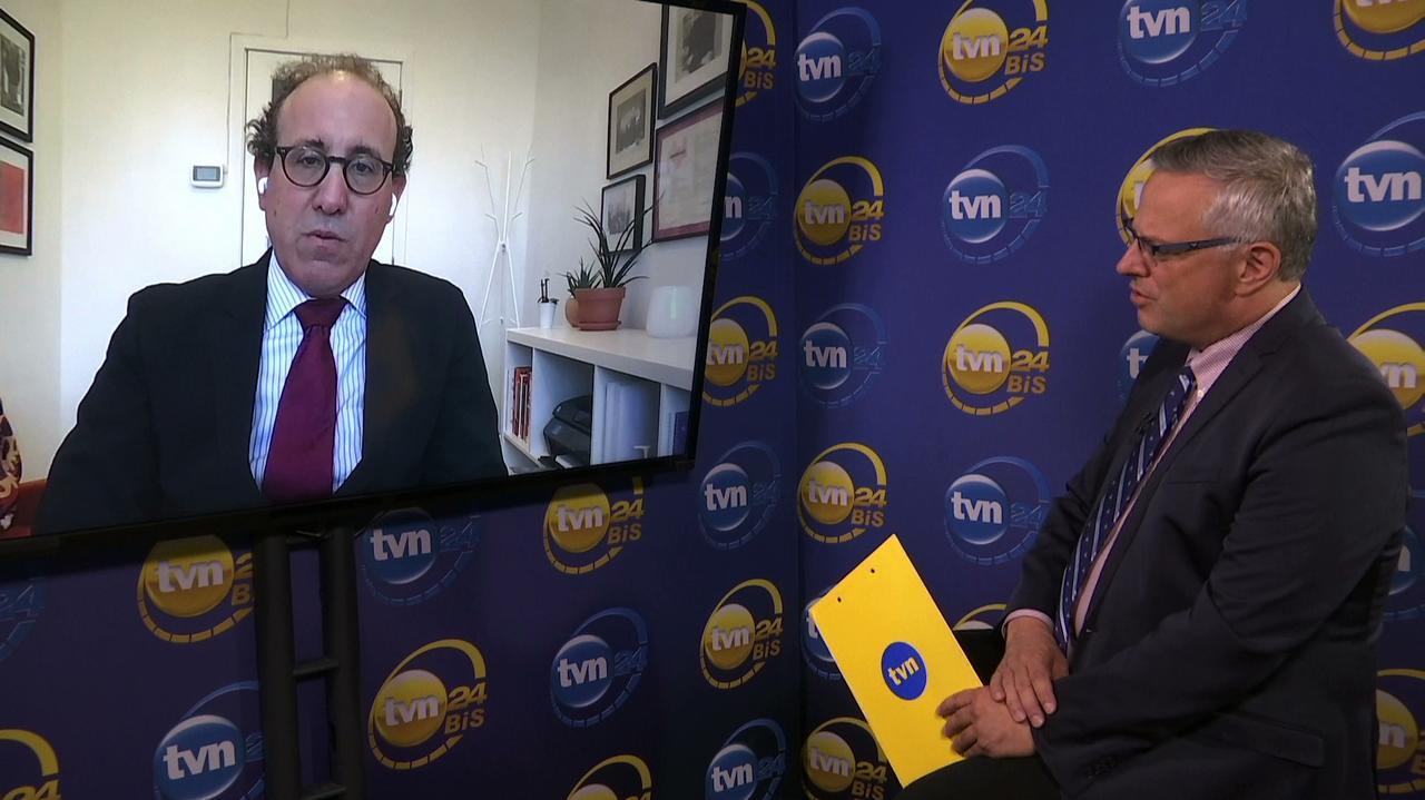 Joel Simon, szef Komitetu Obrony Dziennikarzy o sytuacji niezależnych mediów w Polsce i lex anty-TVN