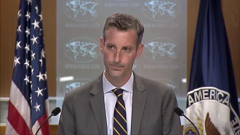 Rzecznik Departamentu Stanu: strona amerykańska rozmawiała z polskimi urzędnikami